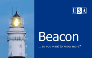 Click to find out what Beacon can do for your U3A