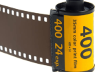 ASA 400 35mm film canister